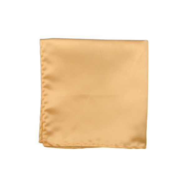 Colour Basis Solid Pocket Square
