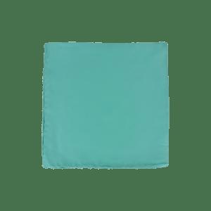 Colour Basis Seafoam Pocket Square