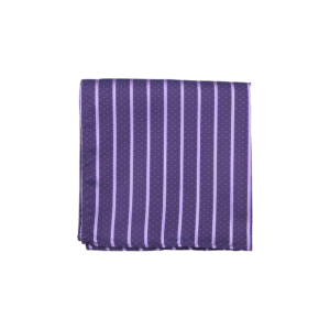 Colour Basis Eggplant and Pocket Square