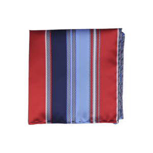 Colour Basis and Rust Pocket Square