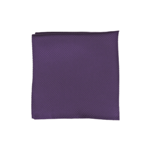 Colour Basis Diamond Texture Weave Pocket Square