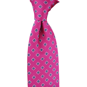 Colour Basis Deep with Square Detail Tie