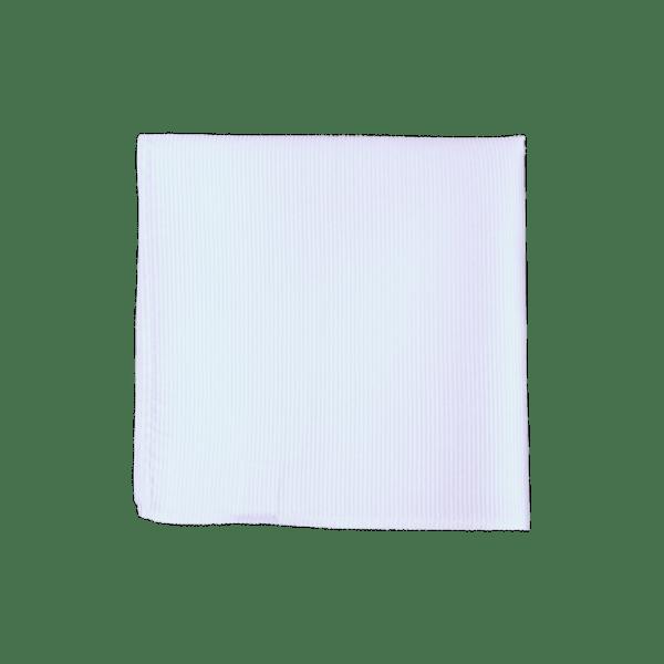 Colour Basis with Tiny Stripes Pocket Square