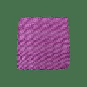 Colour Basis Zig Zag Pocket Square