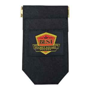 Best Pocket Square Holder-Slim Edition
