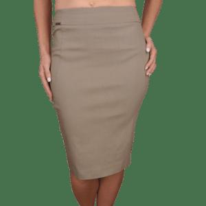 Fawn Woven Skirt