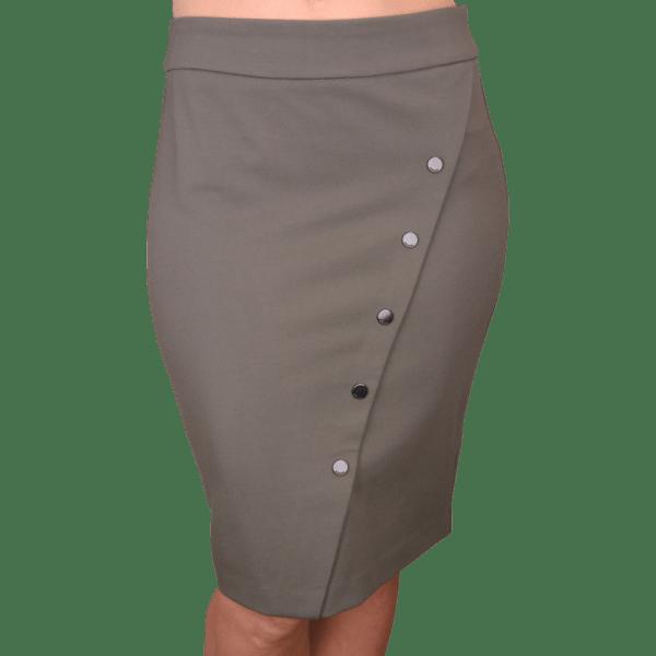 Shitake Knit Skirt