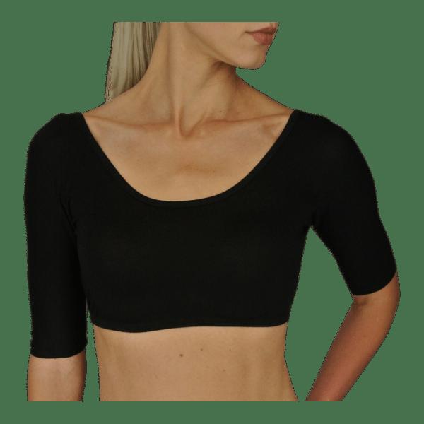 1/2 Sleevey Wonders Jersey Knit