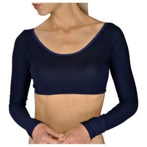 Basic Long Sleeve Jersey Sleevey Wonders