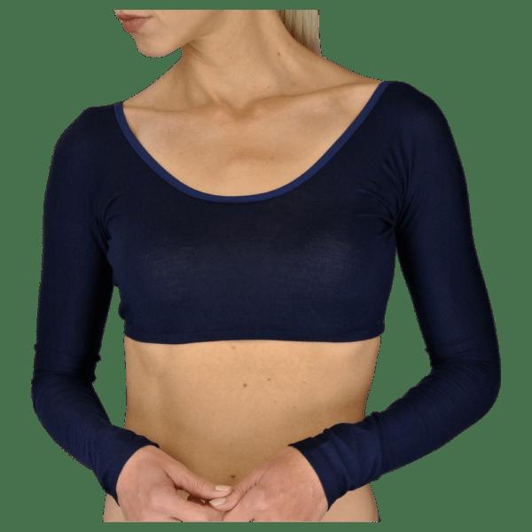 Basic Long Sleeve Jersey Sleevey Wonders