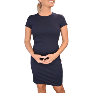 Delos Midnight Blue Dress