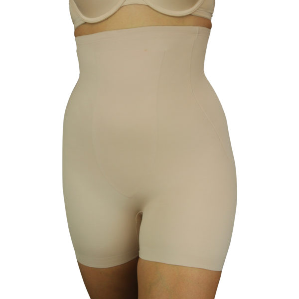 Nude TC Moderate Control Hi-Waist Boy Short Shaper